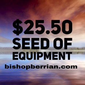 $25.50 Seed of Equipment