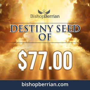 destiny seed of