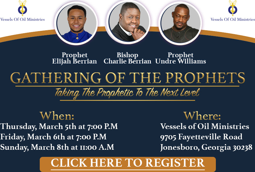 The Gathering of the Prophets Conference